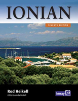 Ionian Rod Heikell Nautical Books And Nautical Charts From